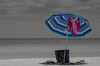 Splash ... (BGDL) Tags: nikond7000 urban landscape lightroomcc seascape bgdl odc florida umbrella lidobeach starmandscircle selectivecolour