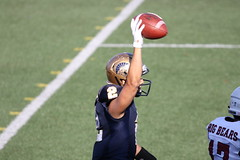 Touch Down (yukky89_yamashita) Tags: touchdown 関西大学 早稲田大学 kaisers bigbears waseda kansai university