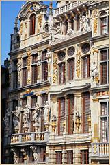 Grand-Place, Bruxelles, Belgium (claude lina) Tags: claudelina belgium belgique belgië bruxelles brussels grandplacebruxelles