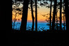 Twelvemile Beach at Pictured Rocks National Lakeshore. (Photo_Existential) Tags: lakesuperior vibrant sunset twilight picturedrocksnationallakeshore