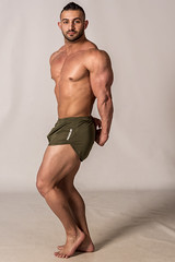 Model Anthony Roberto (Joe Eisel) Tags: columbus ohio usa fit fitness body builder competitive bodybuilder tamronsp70200mmf28divcusd portrait posing beard rogue