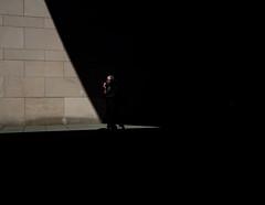 ice age (Georgie Pauwels) Tags: ice geometry shadows summer sunlight minimal minimalism street streetphotography urbanlife olympus moment candid ordinarylife icecream