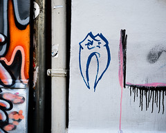 Streetart Miscellaneous 2455 (cmdpirx) Tags: hamburg germany reclaim your city urban street art streetart artist kuenstler graffiti aerosol spray can paint piece painting drawing character chari colour color farbe spraydose dose marker stift kreide chalk stencil schablone wall wand nikon d7100 cutout fun humor vandalism vandalismus tag tagging quote slogan spruch