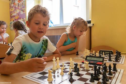 X Szachowe Mistrzostwa Przedszkola Miejskiego Nr 6-15