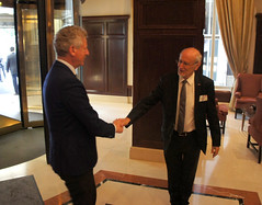 07-06-2018 Exclusive Luncheon with Secretary of State Pieter De Crem - DSC08920