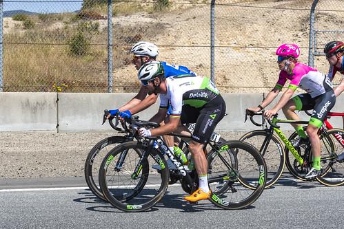 Mark Cavendish and Iljo Keisse lead Lawson Craddock