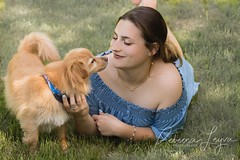 For the Love of Dogs (Rebecca Leyva) Tags: lifestyle naturallight sweet love pet puppy dog portrait