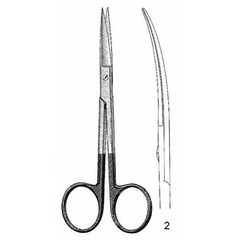 Plastic Surgery Scissors 12.0 cm , Curved, Super-Cut (jfu.industries) Tags: curved general health healthcare hospital industries instruments jfu medical pakistan plastic scissors super supercut surgery surgical surgicalinstruments