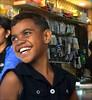 Fijian girl (Marian Pollock) Tags: fiji girl people young children child smiling laughing pretty happy