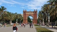 Arc de triomphe (patrick2211(ex Drozd1)) Tags: barcelone