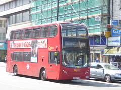 Go Ahead London Central E45 LX56 ETL on 89, Lewisham High St, London (sambuses) Tags: goaheadlondoncentral tfl transportforlondon e45 lx56etl
