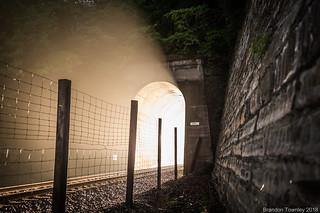 Light in Tunnel 7
