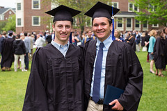 Colby College, Commencement (romanboed) Tags: leica m 240 summilux 50 usa maine waterville colby college nescac liberal arts university commencement graduation ceremony outdoor campus colbycollege portrait student graduate cap gown