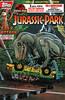 Jurassic Park 3 (unbagged) (FranMoff) Tags: dinosaur trex comicbooks jurassicpark topps tyrannosaurusrex waltersimonson simonson