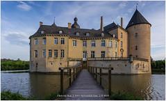 """The Castle"", Germany (CvK Photography) Tags: canon castle color cvk estate europe germany spring sunset reflection"