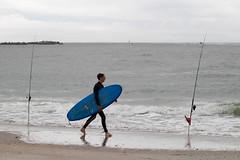 Surfer @ Wrightsville Beach