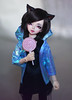 💖💖💖 (Cyamone ✿) Tags: soom soomcheshire bjd balljointeddoll bjdcollector abjd catboy holographic