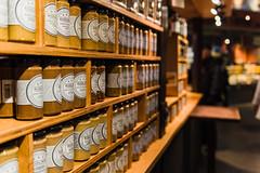 Toronto (Katherine Ridgley) Tags: toronto stlawrencemarket stlawrence market farmersmarket food store shop shopping foodie condiment topping spread mustard mustards jar jars kozliks kozliksmustard