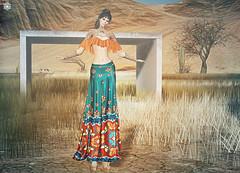 Look 069-2018 (Rehana Seljan (Japan)) Tags: secondlife sl fashion 3d game rehanaseljan rehana legendaire empyreanforge monso fameshed carolg thevintagefair anga lelutka maitreya deetalez s0ng