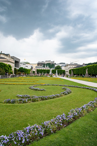 Salzburg 2018 - Schloss Mirabell