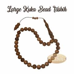 Large Kuka Bead Tasbih (thetasbih.com) Tags: beads tasbeeh tasbeh prayer prayerbeads rosary zikr zikir tasbih misbaha sibha