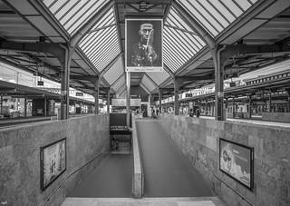 Gare de Cornavin, Genève