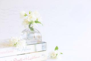 162/365: Bloomin' books