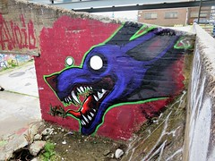Avoid / Dok Noord - 27 mei 2018 (Ferdinand 'Ferre' Feys) Tags: gent ghent gand belgium belgique belgië streetart artdelarue graffitiart graffiti graff urbanart urbanarte arteurbano ferdinandfeys