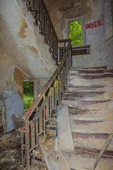 IMG_4130-2 (lieber_ulrich) Tags: herz park reha rehabilitation klinik wald natur lost place places