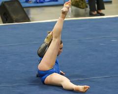 132A1804 (Knox Triathlon Dude) Tags: gym gymnastics 2016 leotard female ncaa college airforce tn usa sports varsity woman women レオタード leotardo леотард женская гимнастка contortion flexible flexibility