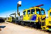 Catenary Inspection Vehicle (awstott) Tags: geismar ets edmontontransitservice catenaryinspectionvehicle 2011 transit lrt mow edmonton alberta canada ca