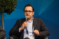 Emin Şimşek delivers a speech (International Transport Forum) Tags: 2018annualsummit 2018summit annualsummit transport safety security forum itf inclusive automation connectivity autonomousvehicles risks infrastructure decarbonising roadsafety intermodal innovation cybersecurity urban governance internationaltransportforum interoperability leipzig lowcarbon ministerialsummit mobility multimodal oecd transportforum transportminister transportpolicy transportconference eminşimşek boschsecuritysafetysystems saxonia germany deu