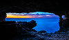 Revisiting the Bear Cave (George Plakides) Tags: ayioianargyroi cave gapegreco cavogreco ayianapa cyprus sunrise