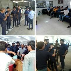 Rana Motors Staff & Customers (ranamotors) Tags: marutisuzuki customers staff softdrink ranamotors newdelhi gurugram