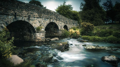 Postbridge Devon. (robdando) Tags: nikon lee bigstopper longexposure devon bridge river uk