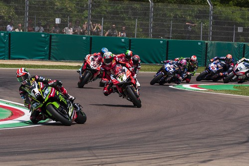 """WSBK Imola 2018 • <a style=""""font-size:0.8em;"""" href=""""http://www.flickr.com/photos/144994865@N06/41465613405/"""" target=""""_blank"""">View on Flickr</a>"""