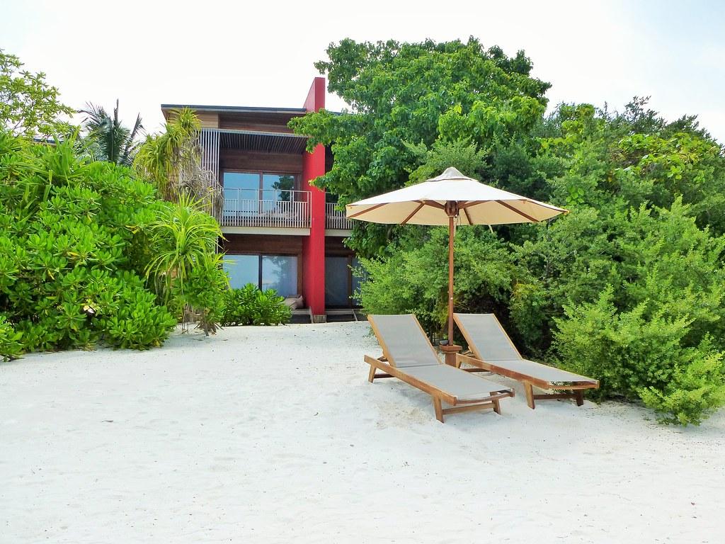 Beach Front & Ocean View Rooms