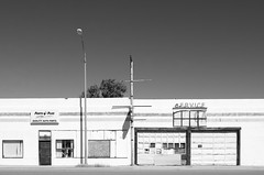 The service was slow (dangr.dave) Tags: architecture downtown hidalgocounty historic lordsburg newmexico nm partsplus autoparts service