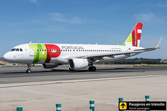 Airbus A320 TAP Air Portugal D. Alfonso Henriques CS-TNS (Ana & Juan) Tags: airplane airplanes aircraft airport aviation aviones airbus aviación a320 tap air portugal taxiing madrid mad madridbarajas barajas lemd spotting spotters spotter ixspotterdaymad closeup canon planes