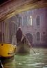 Gondolieri 2 (filipmije) Tags: venice gondola gondolieri canal morninglight boat