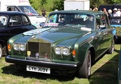 CYH 309V (Nivek.Old.Gold) Tags: 1979 rollsroyce silver shadow ii 6750cc colbrook