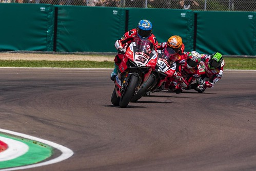 """WSBK Imola 2018 • <a style=""""font-size:0.8em;"""" href=""""http://www.flickr.com/photos/144994865@N06/41645124364/"""" target=""""_blank"""">View on Flickr</a>"""