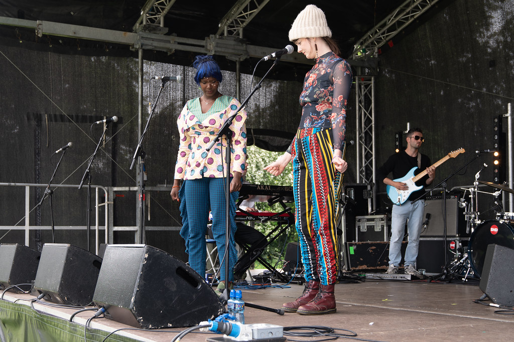 SHOOHRAH ALL THE WAY FROM CORK [PERFORMING AT AFRICA DAY 2018 IN DUBLIN]-140596