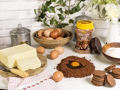 Alfajores de cacao (Frabisa) Tags: recetas cocinacasera cocinasaludable alfajores dulcedeleche cacao galletas recipes homemadecooking healthycuisine cocoa cookies