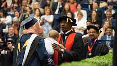 DSC01845 (ElliottSchool) Tags: esia elliott school international affairs graduation 2018 academic regalia ceremony baby dean reuben brigety