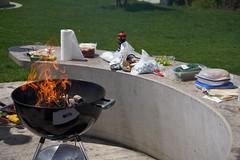 Grillparty (Ernst_P.) Tags: tirol kranebitten innsbruck österreich grill grillparty feuer flamme sigma 24105mm f40