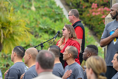 20180529-LETR-LAXKickoff-Athlete-Pledge-JDS_5785 (Special Olympics Southern California) Tags: athletes finalleg flag honorguard lapd lasd lax laxpd letr lawenforcement presentation sheriffsdepartment specialolympics specialolympicssoutherncalifornia torchrun