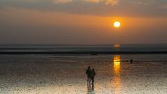 Nordseeküste (info@js-fotogalerie.de) Tags: wattenmeer sonneuntergang meer nordsee