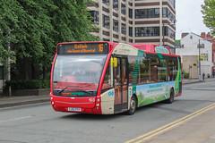 Warrington's Own Buses YJ62FKY *In Explore* (Mike McNiven) Tags: warringtonsownbuses networkwarrington warrington optare versa hybrid sankeystreet dallam circular