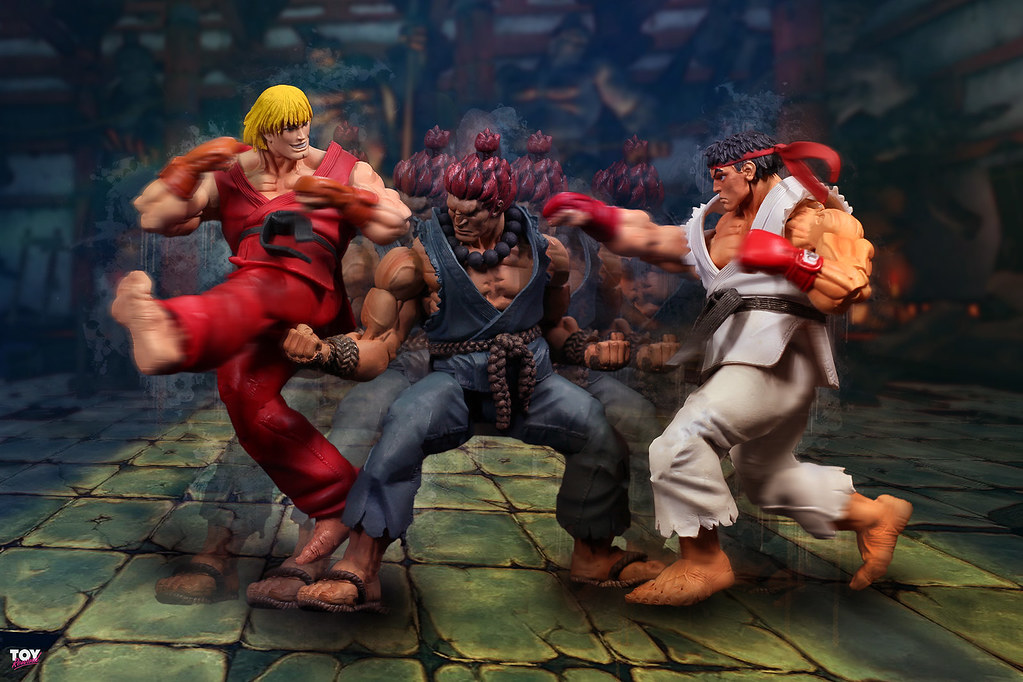 The World S Best Photos Of Akuma And Ken Flickr Hive Mind